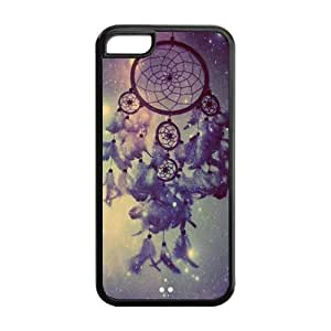 DreamCatcher Protective Rubber Back Fits Cover Case for iPhone 5C