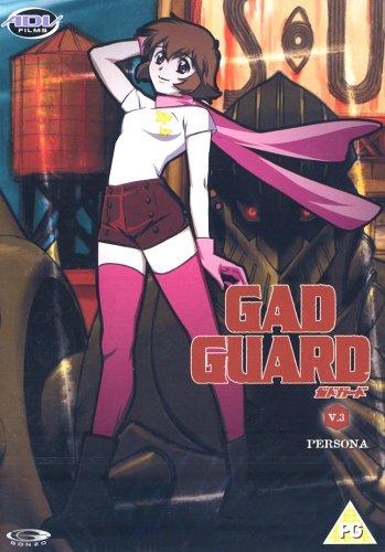 Gad Guard - Vol. 3 [Import anglais]