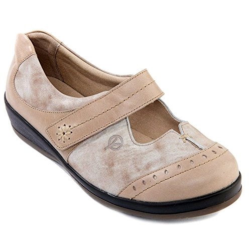 Mist Beige Extra Sandpiper Wide Filton Shoes Womens YCxYwHXqg