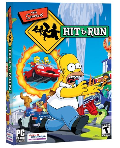 Free Download The Simpsons Hit and Run - Ronan Elektron