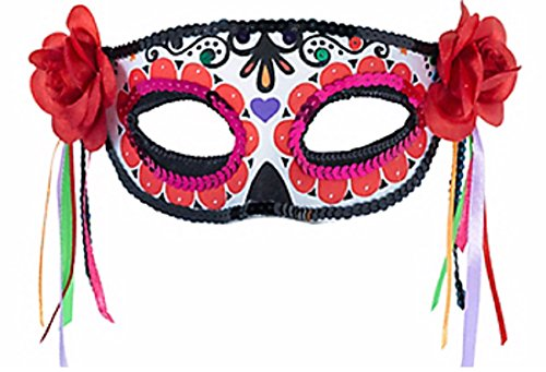 Fashion Mask Costume (Sugar Skull Masks)