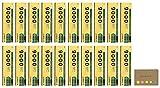 Uni Mitsubishi 9000 Pencil, B, 20-pack/total 240 pcs, Sticky Notes Value Set