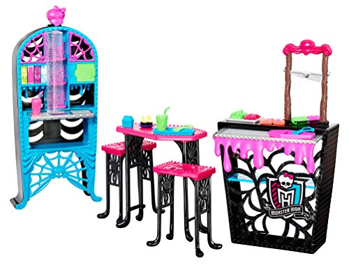 Monster High Social Spots Creepateria -