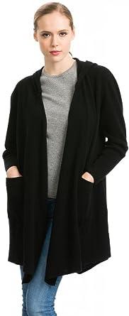 rivenditore di vendita 01c88 81d4a Cardigan Lungo Donna - 100% Cachemire - Citizen Cashmere ...