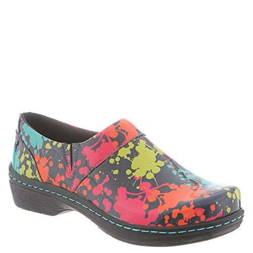 Mission Prints Women's Slip On 9.5 B(M) US Multi