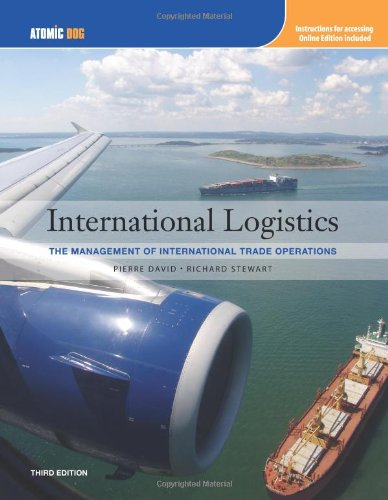International Logistics: Management of International Trade Operations (with Make the Grade Printed Access Card)
