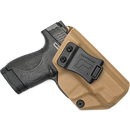 M&P Shield Holster - Tulster Profile Holster IWB (Coyote Brown - Right Hand)