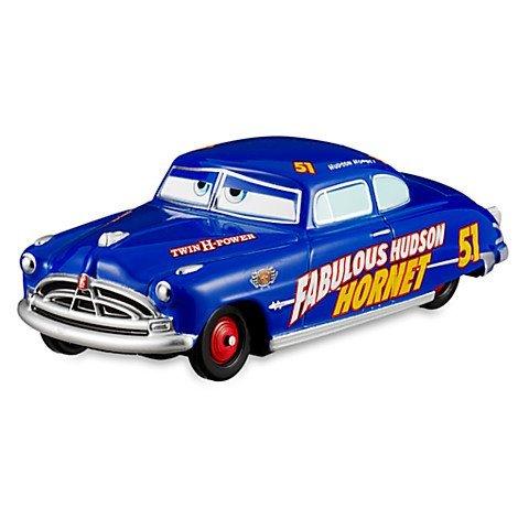 - Disney Pixar Cars - Doc as Hudson Hornet Die Cast Vehicle - 10th Anniversary