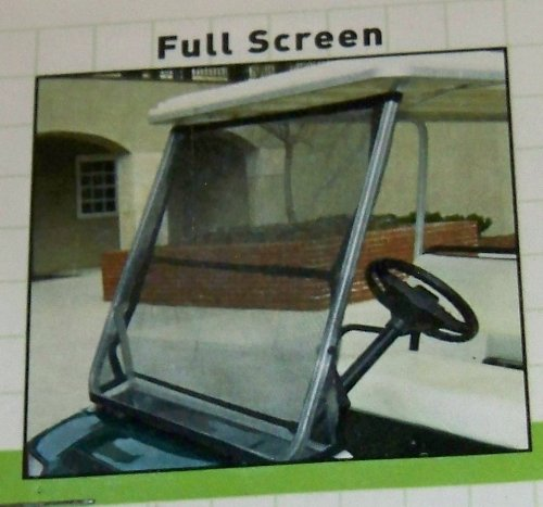 Full Screen Golf Cart Screen (Bug Cart Screen Golf)