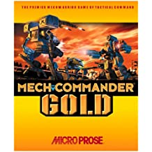 Mech Commander Gold - PC