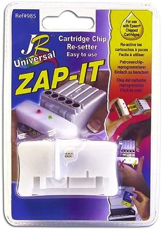 Just Reset - Sistema Universal para Restaurar los Chips Epson (7 ...
