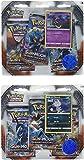 Pokemon TCG: Both Sun & Moon Burning Shadows Three Pack Pin Blisters - Meowth & Cosmog
