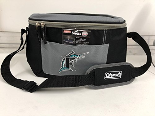 MLB Marlins 12 Can Soft Sided Cooler