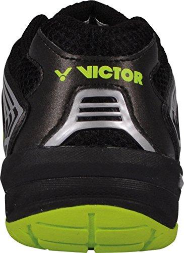 VICTOR SH-A830SP Badmintonschuh / Indoor Sportschuh / Squashschuh / Hallenschuh Grün/Schwarz