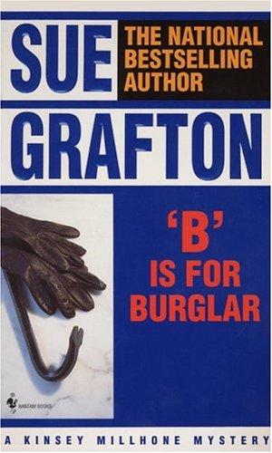 - B Is for Burglar