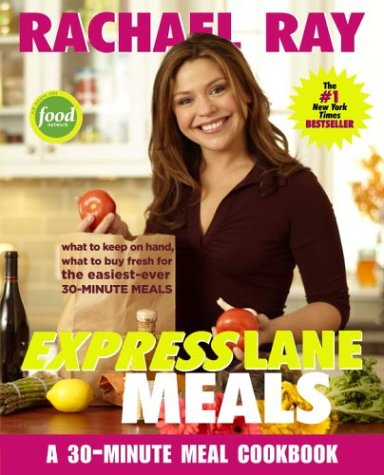 Rachael Ray Express Lane Meals by Rachael Ra