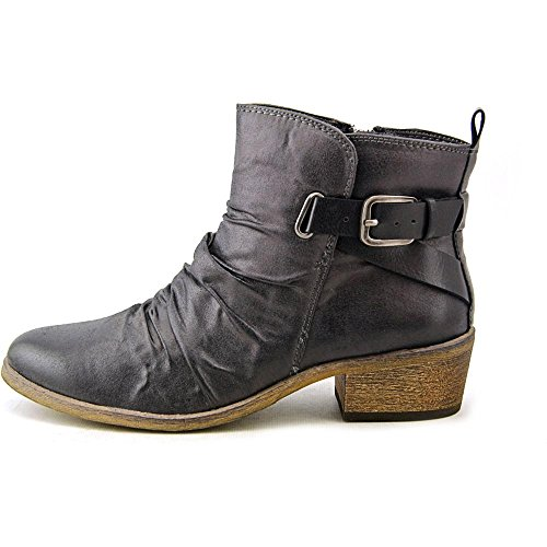Pennie Grey Boot Dark US BareTraps 6 5 Ankle M aFwAzq4
