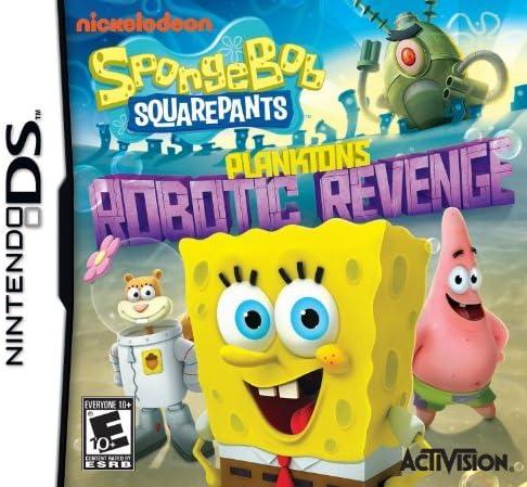 SpongeBob SquarePants: Plankton's Robotic Revenge - Nintendo DS by Activision [並行輸入品]