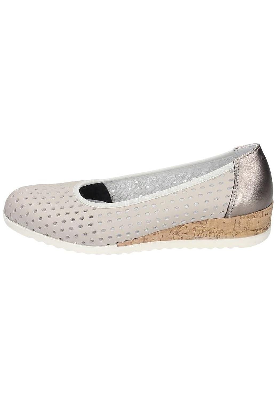 Comfortabel Damen-Slipper Beige 942189-8, Grösse 42