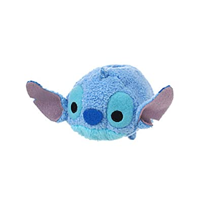 Disney Stitch Tsum Tsum Plush - Mini - 3 1/2: Toys & Games