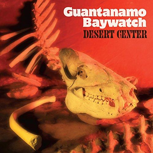 Desert Center (Amber Vinyl) (Green Amber Center)