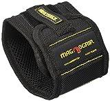 MagnoGrip 002-351 Magnetic Wristband, Black