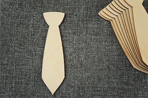 10 x lazos de madera molde de lazo corbata molde de decoupage ...