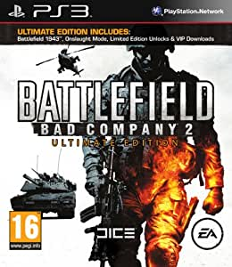 Battlefield: Bad Company 2 Ultimate Edition Ps3 Oyun
