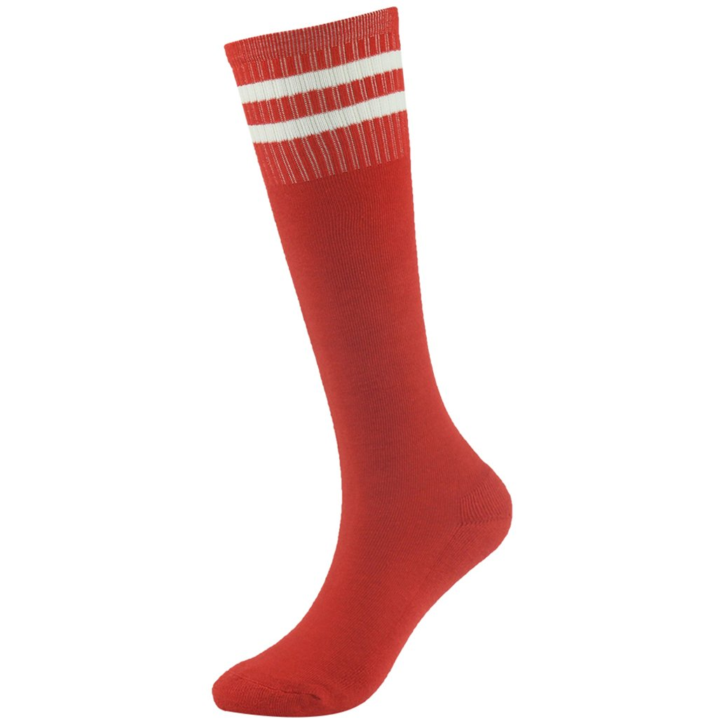 Teens Sports Socks saillsen Boys and Girls Tube Soccer Socks Team Knee High Socks 2//4//6//10 Pack