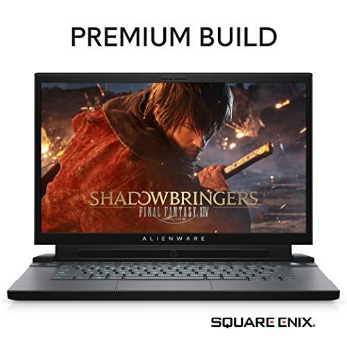"Alienware New M15 Gaming Laptop, 15.6"" 144hz FHD Display, Intel Core i7-9750H, NVIDIA RTX 2060 6GB, 512GB SSD, 16GB RAM, AWYA15-7947BLK-PUS"