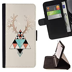 - Moose - - Premium PU Leather Wallet Case with Card Slots, Cash Compartment and Detachable Wrist Strap FOR Apple Iphone 5C King case