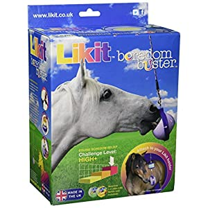 Manna Pro Likit Boredom Buster, Lilac 4