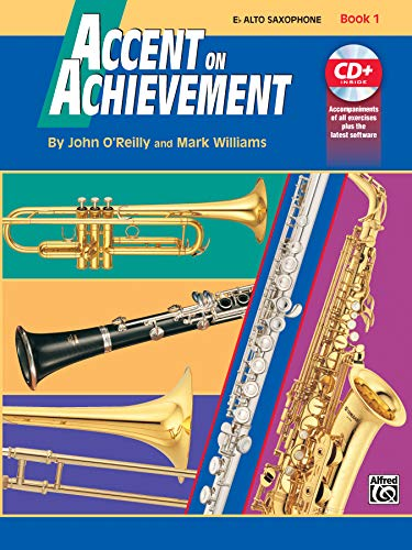 Accent on Achievement, Book 1 Eb Alto Saxophone ()