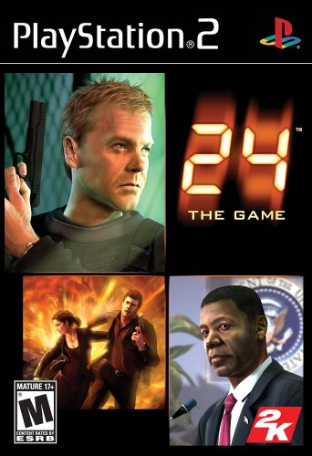 24 the Game - PlayStation 2