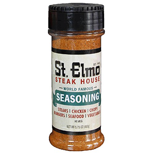 - St. Elmo Seasoning