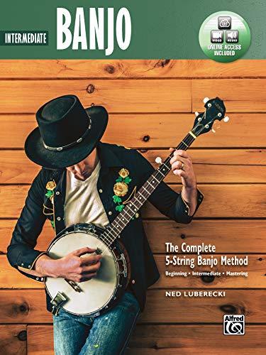 String Art Instructions - Complete 5-String Banjo Method: Intermediate Banjo,