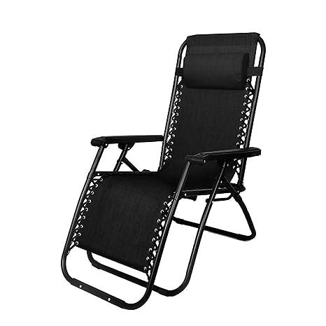 Chair Tumbona Plegable Tumbona Jardin Exterior con ...
