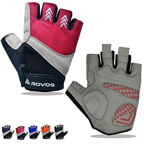 ROVOS Bike Gloves Men/Women...