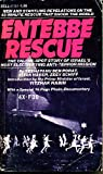 Front cover for the book Entebbe rescue by Yeshayahu Ben Porat