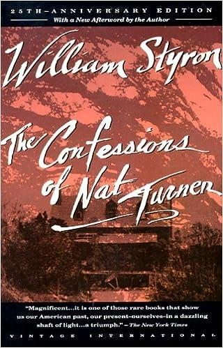 com the confessions of nat turner william  com the confessions of nat turner 8601419366217 william styron books