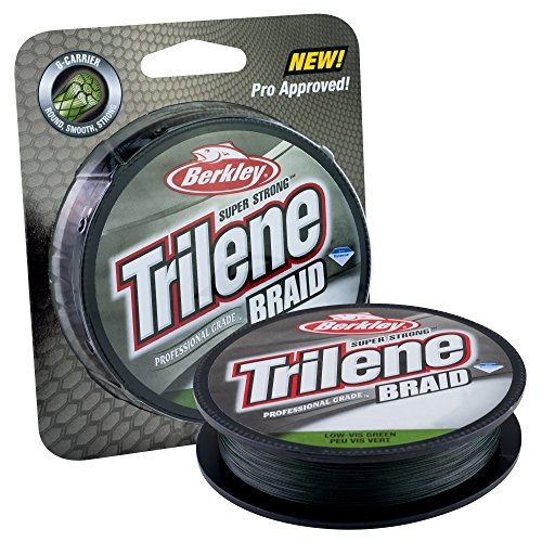 Berkley Professional Grade Trilene Tracer Braid Fishing Line