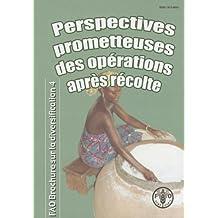 Perspectives Prometteuses Des Operations Apres Recolte: Un Nouveau Regard Sur La Transformation Des Cultures Au Niveau Du Village