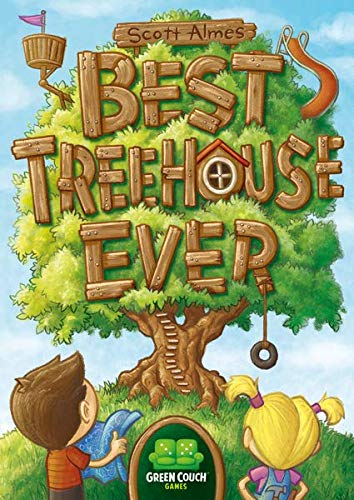 Best Treehouse Ever Card Game (Best Game Graphics Ever)