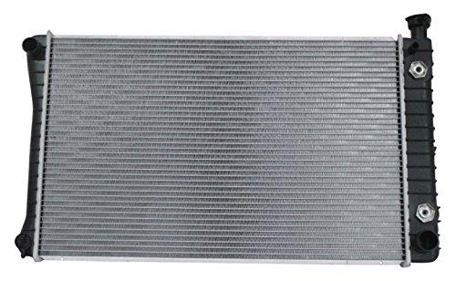 Depo 335-56001-100 Radiator (GMC C/K PICK UP 5.0L V8 88-93 (W/O ENGINE OIL COOLER)) (Radiator Gmc 1993 Pickup)