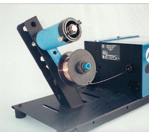 Welding Wire Universal Spool Adapter for Small 4 Inch 1 and 2 Pound Spools GMAW FCAW M.I.G. Zan Mfg U.S.A