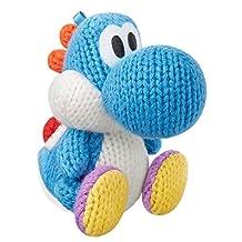 amiibo Blue Yarn Yoshi (Yoshi's Woolly World Series)