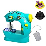 Per Ornate Retro Electric Sewing Machine Kit DIY Toys For Kids Toddlers