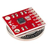 Triple-Axis Digital-Output Gyro ITG-3200 Breakout by SparkFun