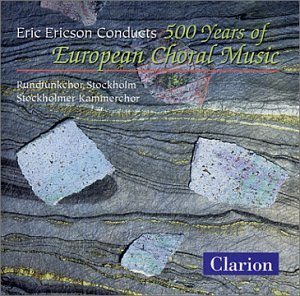 (500 Years of European Choral)