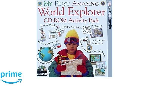 6e2b180753f0 Amazon.com  My First Amazing World Explorer Activity Center (Box)